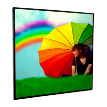 MYSCREEN Fixed Wall Mounting MS VS-120 - 244 x 183 cm
