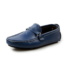 Zanzea US Size 6.5-12 Men Leather Casual Driving Outdoor Soft Flats Loafers Shoes