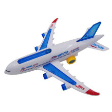 Multicolor Flash Plane Toy Sound Aircraft Music Lighting Children Kids Toys