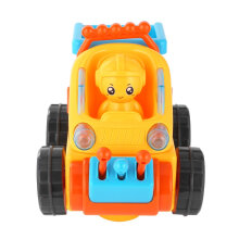 Excavator Truck Toy Construction Vehicle Cartoon Engineering Car Toy FX168 Multicolor