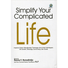 Pohon Cahaya - Simplify Your Complicated Life - Ronny F Ronodirjo - 9786026336903