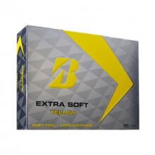 BALL BRIDGESTONE EXTRA SOFT 71 YELLOW