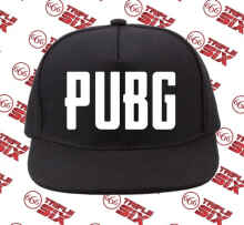 Triplesix Store - Topi Snapback Cotton Pubg Playerunknowns Battlegrounds