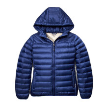 TUMI Pax Outwear Estes Hooded Jacket - Ultramarine