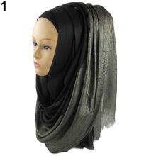 Farfi Women Muslim Islamic Neck Head Hijab Winter Warm Long Scarf Shawl Headwear