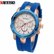 CURREN 8163 Watches Men Luxury Brand Business Watches Casual Watch Quartz Watches relogio masculino