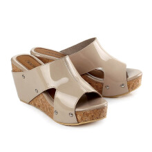 WEDGES KASUAL WANITA - LSH 781