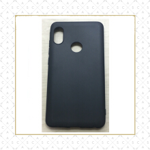 [free ongkir]Slim Black Matte Case for Redmi Note 5 2018 / Redmi Note 5 Pro 2018 Black