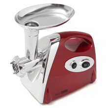 JDwonderfulhouse 800W 220-240V Electric Meat Grinder Stirring Mixing Machine 2 Colors EU Plug Red