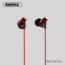 REMAX Earphone RM-575 Pro Red