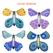 [COZIME] Creative Flying Butterfly Novel Children Magic Props Toy Funny Games Gadgets Random