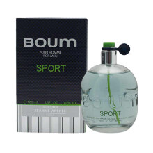 Jeanne Arthes Boum Sport For Men Edt [100 ml]