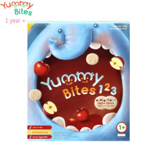 Yummy Bites for Toddler 123 Applephant (Apple)
