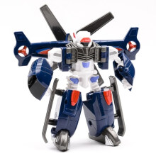 Tobot Mini Adventure Y Original - Young Toys Blue