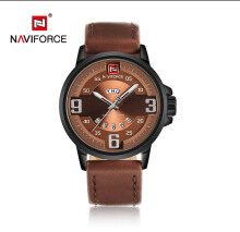 NAVIFORCE Fashion Top Brand Quartz Watch Men Waterproof Sports Watches Men's Luxury Military Wristwatches