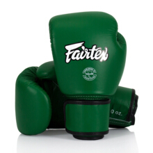 FAIRTEX Boxing Glove BGV16 - Green