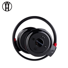 WH Mini-503 Sport Wireless Headset Neckband Bluetooth Headphone Stereo music Earphone Handsfree earbud with mic for mobile phone