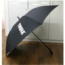 Thule Umbrella Selection AC Golf Kinematic Solid [Black] Black M