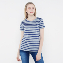 FBW Reiby Full Stripe Female T-shirt - Abu Abu