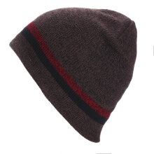 unisex Winter Elastic Knitting Hat Beanie Skull Cap Warm Soft Sport Skiing Cap LZ116