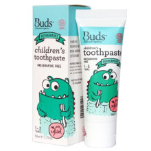 Buds for Children toothpaste with natural Xylitol (1-3 years) Peppermint