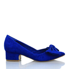 Alessandria-267 Bow Pump Shoes