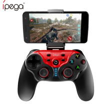 Ipega PG-9088 Wireless Bluetooth Game Controller Gamepad Joysticks For Android system Win7/8/10 systems Black