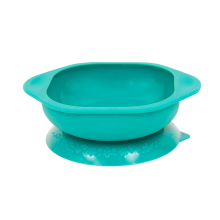 MARCUS & MARCUS Suction Baby Bowl - Elephant Green