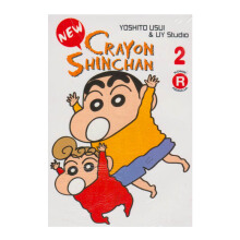 New Crayon Shinchan 02 - Elex Media Komputindo