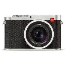 Leica Q Digital Camera Silver (19022)