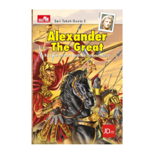 Seri Tokoh Dunia #2 : Alexander The Great - Uni Komik (155060174)