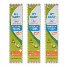 My Baby Minyak Telon Plus 150 ml - 3 Pack