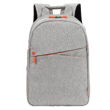 COZIME KINGSLONG 15.6inch Notebook Laptop Backpack Casual Large Capacity Shoulder Bag Grey