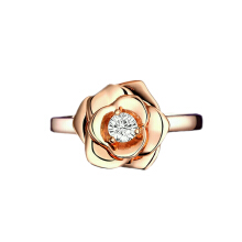 Resplendent Rose Ring