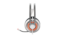 Steelseries Siberia 650 White (Siberia Elite Prism) Gaming Headset Black