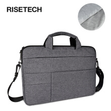 RISETECH 15.6inch Fashion Felt Laptop Bags Computer Bag Notebook Bag