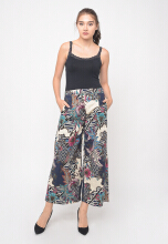 Shop at Banana Batik Female Pants 21 Blue All Size
