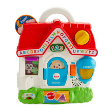 FISHER PRICE Laugh & Learn® Puppy's Busy Activity Home FGW20