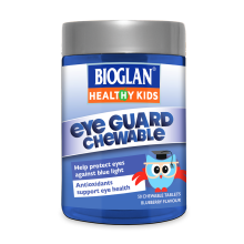 Bioglan Kids Eye Guard Chewable 50 Tabs