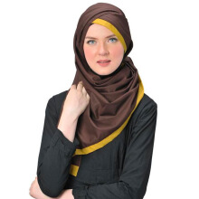 TATUIS Hijab Damour 048 - Brown
