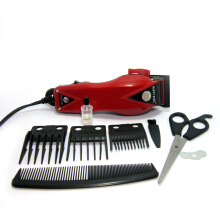 Happy King Alat Cukur Rambut Hair Clipper - HK900 Merah Red