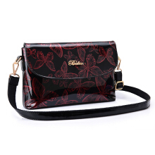 Wei's Fashion Collection Women's Wallet Butterfly Pattern Classic Fashion Wallet Selling Wallet Shoulder Bag B-NVMF1815
