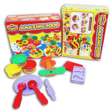 Fun Doh Amazing Food Box 3 pcs Doh