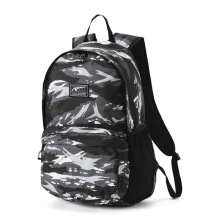 PUMA Academy Backpack - Black-Camo AOP [One Size] 07471926