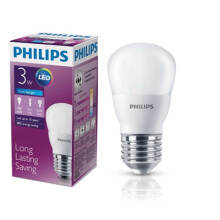 PHILIPS LED BULB 3W CDL E27