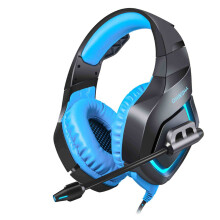 ONIKUMA computer esports gaming headset wearing anti-noise subwoofer headphones