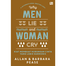 Why Men Lie and Women Cry - Allan,  Barbara Pease 618221032