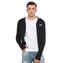 CBR SIX - SWEATER PRIA KASUAL - RFC 180 - HITAM SIZE- ALL