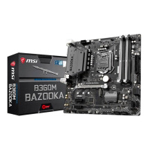 MSI B360-A PC Pro/ 17x PCIEx1 / 1x PCIEx16 / DVI / HDMI Intel Socket 1151 Motherboard
