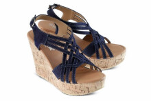 WOMEN WEDGES & HEEL KASUAL WANITA - GF.2718